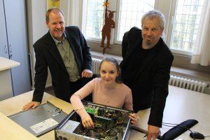 So geht Ausbildung: Landesverband Lippe und krz kooperieren im IT-Bereich