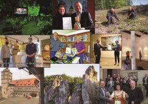 400.000 junge Bäume, einige Besucherrekorde und viel digitale Kreativität
