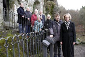 Denkmal-Stiftung des Landesverbandes Lippe hat Hörstationen und Tastmodell installiert