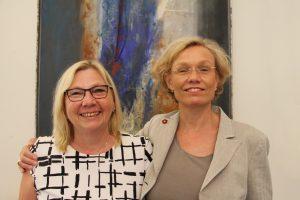Landesverband Lippe verabschiedet Gabriele Edler in wohlverdienten Ruhestand