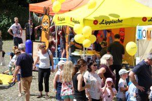 Fotogalerie Familienfest des Landesverbandes Lippe zum 70jährigen Bestehen am 23. Juni 2019