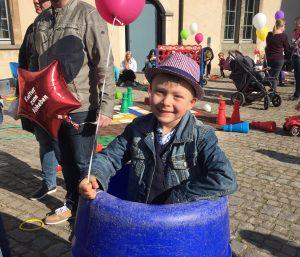 Landesverband Lippe lädt am 23. Juni zur »Geburtstagsfeier« ans Schloss Brake