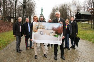 Land Nordrhein-Westfalen fördert Erlebniswelt am Hermannsdenkmal