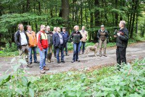 Leistungsspektrum des Waldes neu ins Bewusstsein rücken