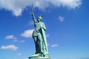 Die Ostwestfalen lieben ihren Hermann