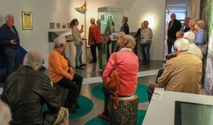 Wiedersehensfreude im Lippischen Landesmuseum