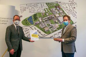 Landesverband Lippe ist neues Mitglied beim Innovation Campus Lemgo e.V.