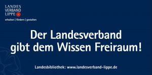 Lippische Landesbibliothek  U00b7 Landesverband Lippe