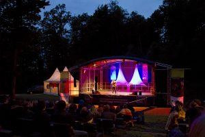 Comedy-Wochenende auf der Waldbühne am Hermannsdenkmal