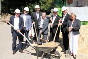 NRW-Minister Andreas Pinkwart gibt Startschuss für die Zukunft des Hermannsdenkmals
