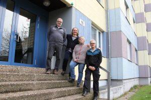 Gelungener Semesterstart im Lüttfeld 15