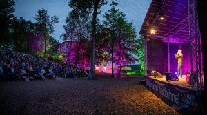 Waldbühne am Hermannsdenkmal trotzt der Corona-Pandemie